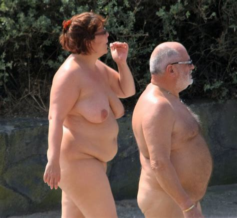 Mature Couples Naked