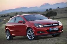 2007 Opel Astra Gtc Top Speed