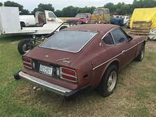 1978 Datsun 280Z Project Car For Sale  Z Series