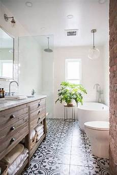 25 gorgeous bathrooms with patterned tile a house full