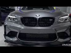 install guide ind f87 m2 front grille surround youtube
