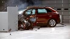 ford edge test ford edge crash test