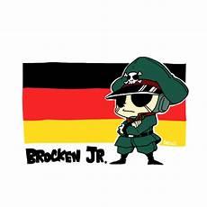 Brocken Jr On