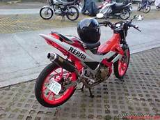 Fu Modif Simple by Gambar Modifikasi Motor Satria Fu 150 Simple Keren Heri