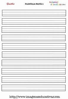 lined paper handwriting worksheets 15687 pautas fotocopiables para trabajar la escritura imagenes educativas escritura y plantillas