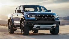 2019 Ford Ranger Raptor Revealed With Diesel Engine