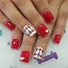 lovely valentine nails design ideas 12 fashion best