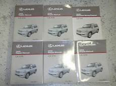 free car repair manuals 2003 lexus lx parking system 2008 lexus lx570 lx 570 service shop repair manual set factory new w wiring diag ebay