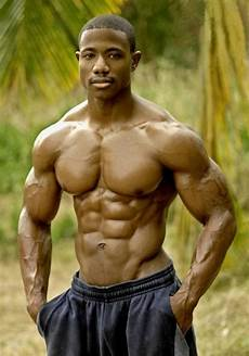 male fitness model black male fitness models you don t know but should