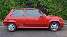 renault r5 gt turbo this 85 renault 5 gt turbo is up for grabs top gear