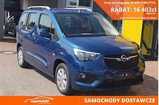 opel combo enjoy 102km nowy model 7547583531