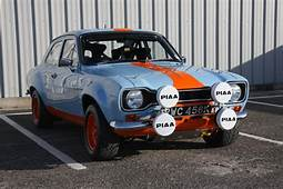 Ready To Race Ex Works 1972 Ford Escort RS1600 For Sale