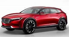 Mazda Cx 4 - visual comparison mazda cx 4 vs koeru concept carscoops