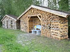 Holzstapel Am Haus - panoramio photo of im holzstapel hock di na an der