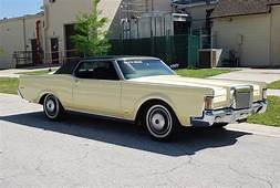 1971 Lincoln Continental MK III  Premier Auction