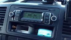 vw radio fault