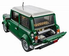Mini Cooper Lego - lego launches 100 mini cooper set autoevolution