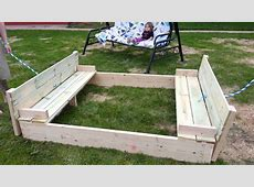 Decorating: Kids Outdoor Play Using Sandboxes For Backyard