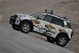 Fahrmitgasde Presents Daihatsu Terios DESERT MOUSE