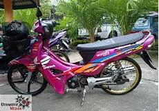 Honda Kirana Modif by Modifikasi Honda Grand Thai Look Style Otomotif Medan