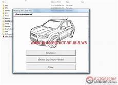 automotive service manuals 1995 mitsubishi rvr electronic valve timing mitsubishi asx 2012 workshop manual auto repair manual forum heavy equipment forums