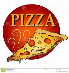 pizza clipart slice of pizza clipart stock illustration