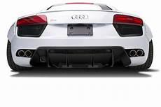 08 15 Audi R8 Af Signature Series Function Rear Kit