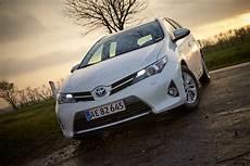 Toyota Auris Hybrid Probleme - motorsporten dk biltest biltest toyota auris hybrid