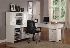 white home office furniture sets boca cottage white home office suite furniture set