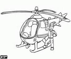 Ausmalbilder Feuerwehrmann Sam Hubschrauber Ausmalbilder Tom Und Der Hubschrauber Wallaby One Zum