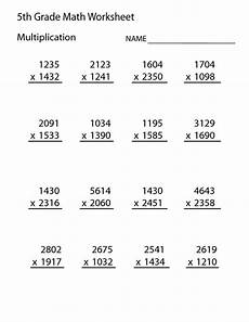 printable worksheets for grade 5 math free 5th grade math worksheets activity shelter