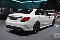 2019 Mercedes C Class Sedan Revealed Ahead Of Geneva Show