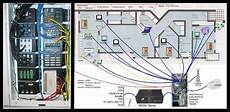 structured wiring cabling installation contractor santa ca california