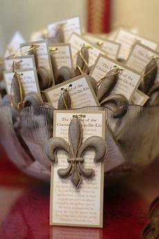 wedding favor ideas new orleans wintry new orleans hotel wedding wedding favors