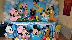 theme anniversaire 1 an anniversaire theme mickey