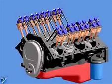V  Type Engine Fuel Injected V8 YouTube