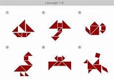 tangram aufgabenkarten selber erstellen taschen