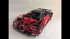 Lego Technic Bugatti Chiron 7 R