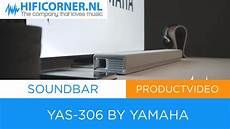 yamaha yas 306 yas 306 by yamaha soundbar 4k