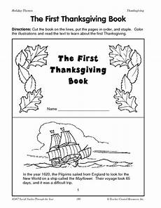 thanksgiving for lower elementary collection lesson planet