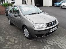 2005 Fiat Punto Active For Sale 01980 610231 Used Cars