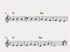 free easy violin sheet music youtube