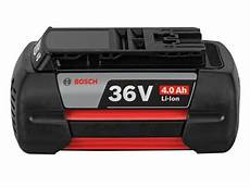 batterie bosch 36v 60731 bat838 36 v lithium ion 4 0 ah fatpack battery bosch power tools