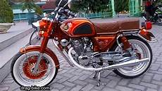 Modifikasi Cb 100 Klasik by 50 Foto Gambar Modifikasi Honda Cb 100 Klasik Style
