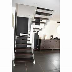 tarif escalier sur mesure escalier deux quart tournant limon metal cremaillere