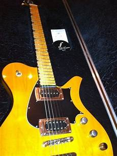 Act Sheena Prototype Electric Guitar Sheena