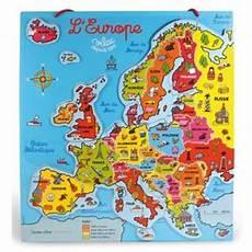 carte du monde fnac vilac carte d europe magn 233 tique jeu d 233 couverte achat