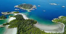 this secret tropical island near vancouver makes bc like the caribbean narcity