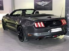 Ford Mustang Convertible 2 3 Ecoboost 317 Occasion 2 3
