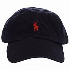 polo ralph navy polo player baseball cap polo